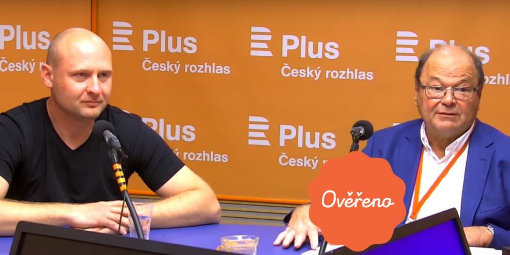 Kandidáti na senátory Pavel Dungl a Lukáš Wagenknecht